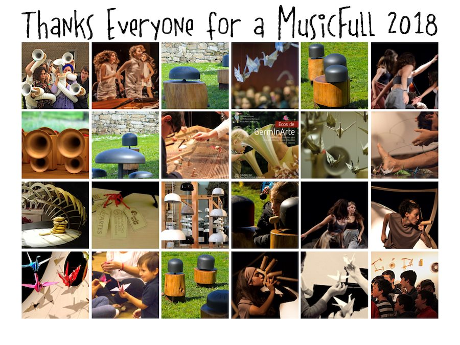 Thanks Everyone for a MusicFull 2018